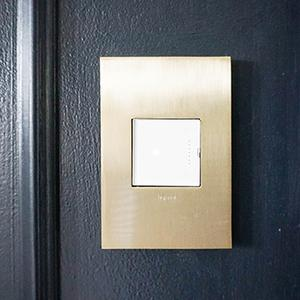 Touch Wi-Fi Ready Remote Dimmer, White