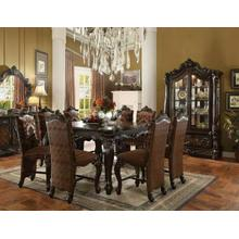 ACME Versailles Counter Height Table - 61155 - Cherry Oak