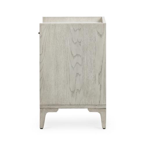 Viggo Nightstand-vintage White Oak
