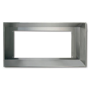 "Broan Elite 48"" wide Custom Hood Liner to fit RMIP45 Insert, in Stainless Steel"