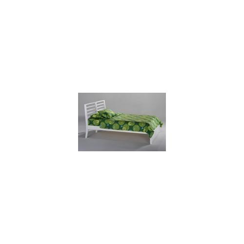 Night and Day Furniture - Jasmine Bed in White Finish