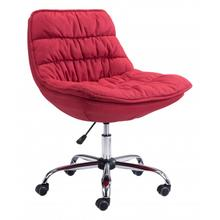 See Details - Down Low Office Chair Red