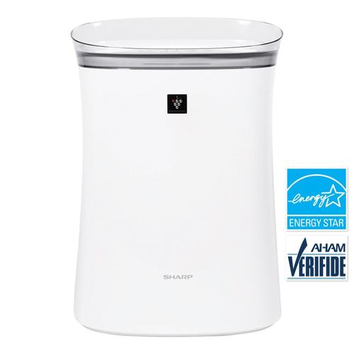 Sharp - Sharp True HEPA Air Purifier with Plasmacluster Ion Technology for Medium-Sized Rooms