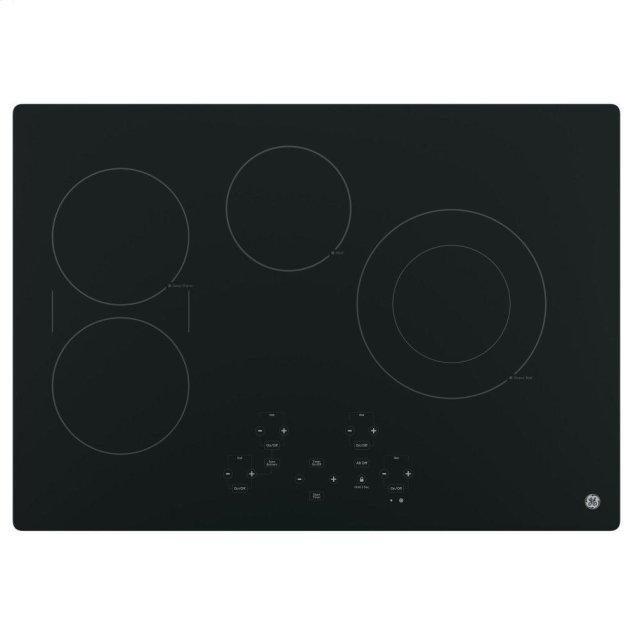 """GE 30"""" Built-In Touch Control Electric Cooktop"""