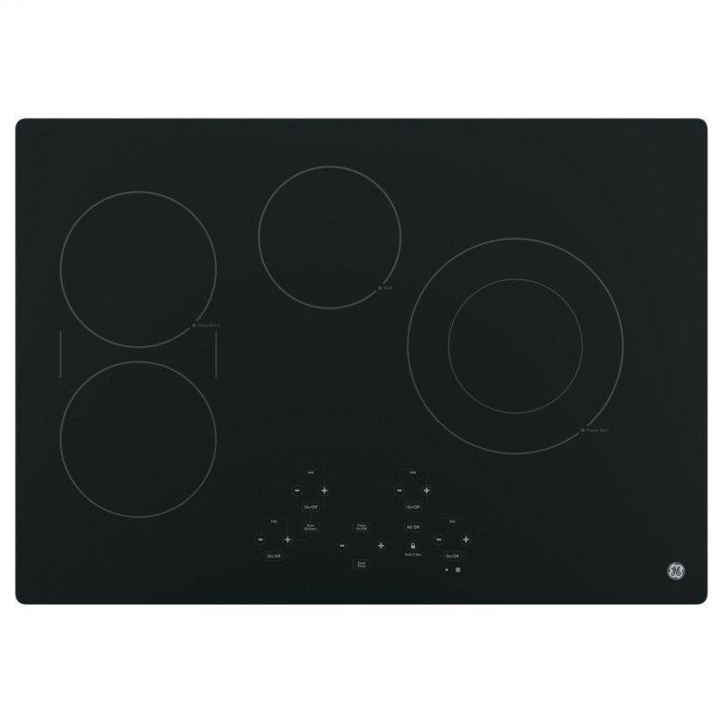 """®30"""" Built-In Touch Control Electric Cooktop"""