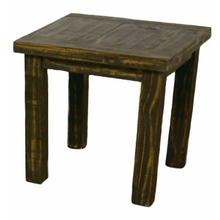 See Details - Reclaim End Table