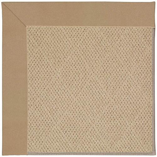 "Capel Rugs - Creative Concepts-Cane Wicker Canvas Camel - Rectangle - 24"" x 36"""