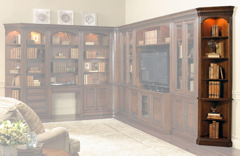 Hooker FurnitureHome Office European Renaissance Ii Wall End Unit L/r