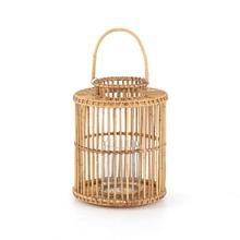 Caraway Small Lantern-natural Rattan