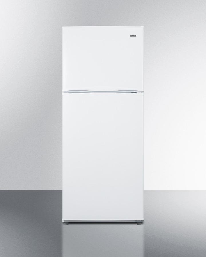 "Summit24"" Wide Top Mount Refrigerator-Freezer"