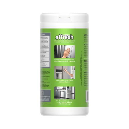 Stainless Steel Cleaning Wipes - 28 Count
