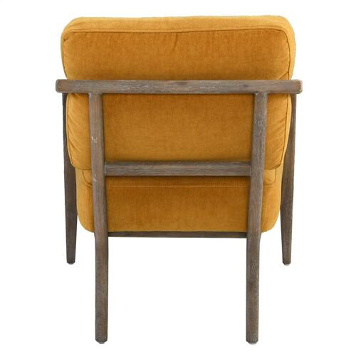 Felipe Accent Chair Amber LE