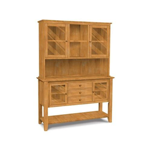 Cosmopolitan Hutch (shown w/ SV-34 which is sold separately)