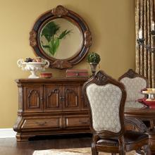 View Product - Sideboard & Mirror