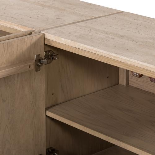 Javier Sideboard-yucca Oak