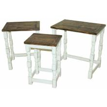See Details - Ww/rcl Nesting Table