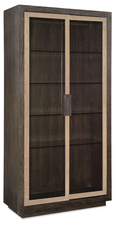 Hooker FurnitureDining Room Miramar Point Reyes Voltaire Display Cabinet