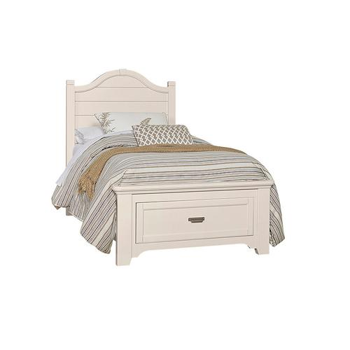 Arch Storage Bed Twin & Full