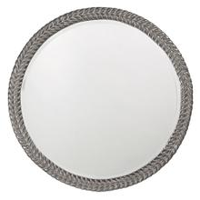 View Product - Amelia Mirror - Glossy Nickel