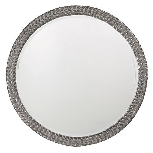 Howard Elliott - Amelia Mirror - Glossy Nickel