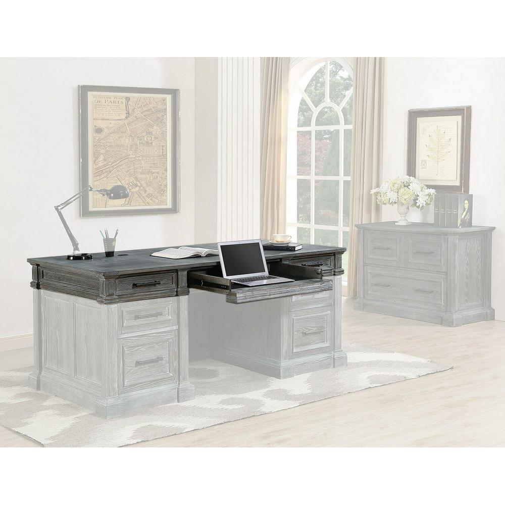 See Details - GRAMERCY PARK Executive Desk Top
