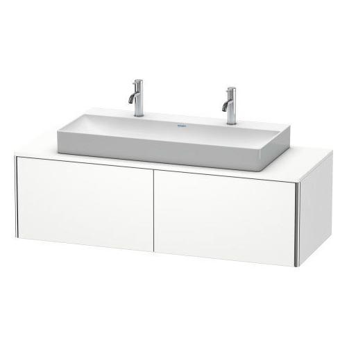 Product Image - Vanity Unit For Console Wall-mounted, White Matte
