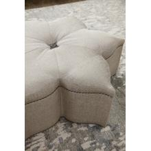 See Details - Sanctuary Star of the Show Ottoman