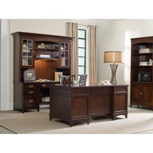 Hooker Furniture - Latitude Computer Credenza