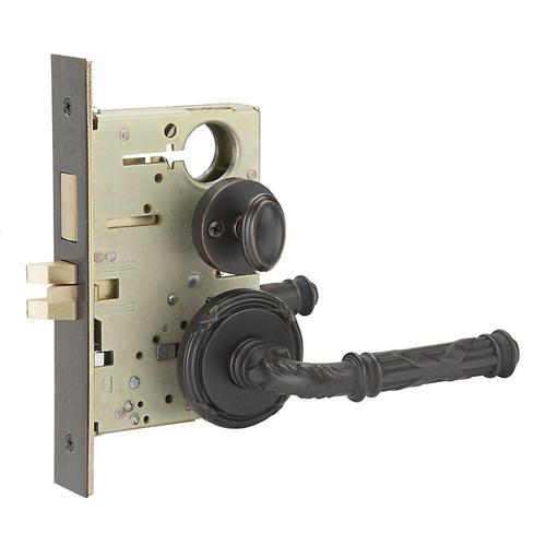 Baldwin - Venetian Bronze Fenwick Sectional Privacy Set