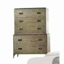 ACME Athouman Chest - 23926 - Weathered Oak