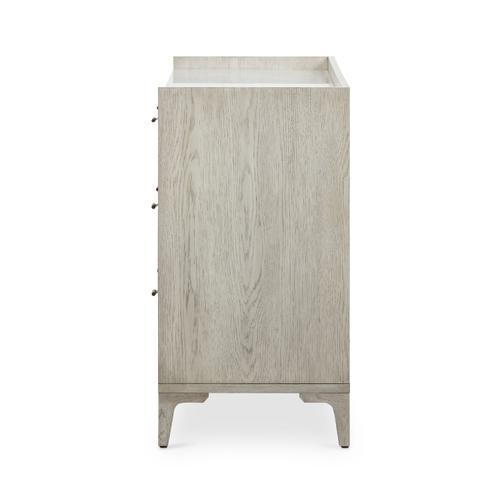 Four Hands - Viggo 6 Drawer Dresser-vintage White Oak