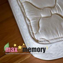 Max Memory Foam Mattress- Twin