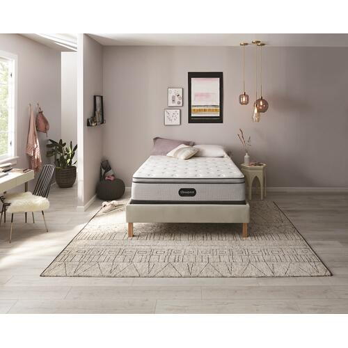 Beautyrest - BR800 - Medium - Pillow Top - Twin