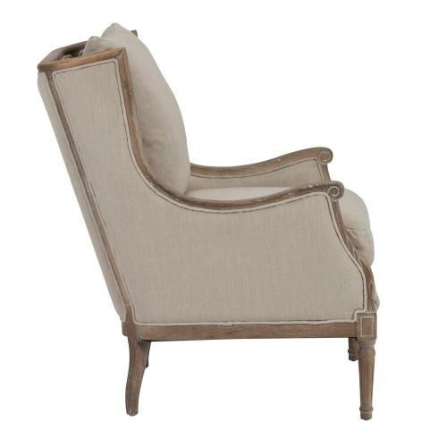 Willcox Club Chair Natural