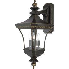 View Product - Devon Outdoor Lantern in Imperial Bronze