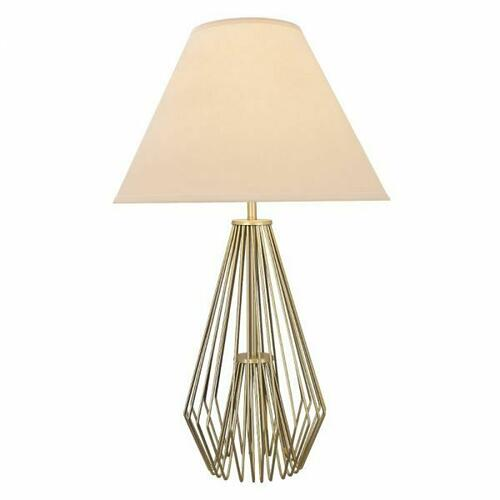 ACME Masumi Table Lamp - 40239 - Gold