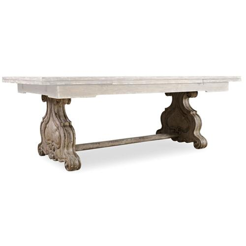 Dining Room Chatelet Rectangle Trestle Dining Table Base