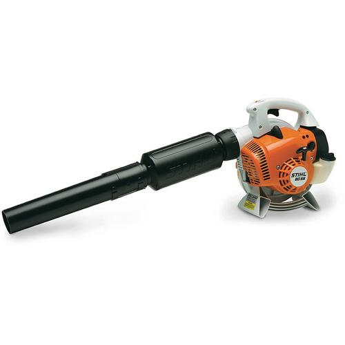 Gallery - The quiet, yet powerful handheld blower with a low-emission, fuel-efficient engine.