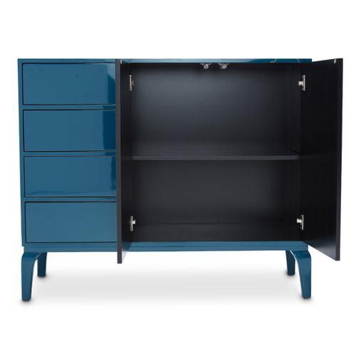 Illusions Aqua Coral Cabinet