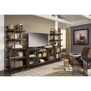 Starmore - Brown/Gunmetal 3 Piece Entertainment Set Product Image