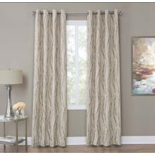 See Details - Dali 50x84 Grommet Top Panel Weighted Corners Linen