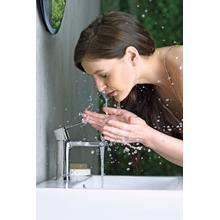 Chrome Single Handle Project-Pack Bathroom Faucet