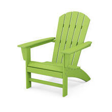 View Product - Nautical Adirondack Chair in Lime