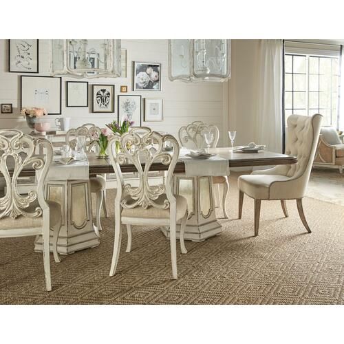Dining Room Sanctuary Hostesse Upholstered Chair - 2 per carton/price ea