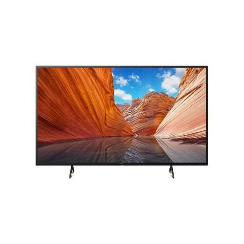 Sony - X80J 4K HDR LED with Smart Google TV (2021) - 43''