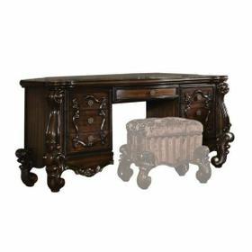 ACME Versailles Vanity Desk - 21107 - Cherry Oak