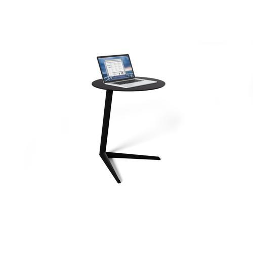BDI Furniture - Milo Aluminum 1065 Laptop Stand / Side Table in Pepper