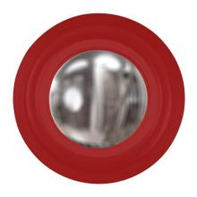 View Product - Soho Mirror - Glossy Red