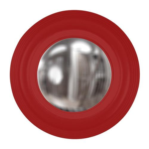 Howard Elliott - Soho Mirror - Glossy Red