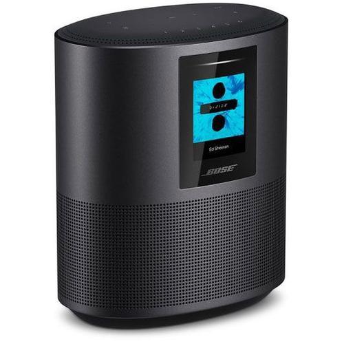 Black Home Speaker 500
